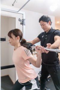 松江市のマンツーマンパーソナルトレーニングジムVISIL
